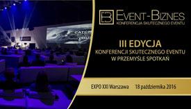 Konferencja Event Biznes 2016