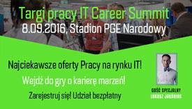 Konferencja IT Career Summit
